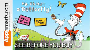 my oh my a butterfly dr seuss cat in the hat by oceanhouse