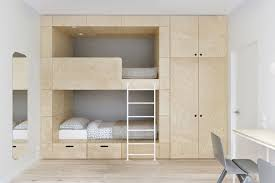 Bunk Bed For Small Room 13 Amazing Exles Of Beds Designed For Small Rooms Contemporist