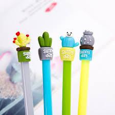 popular cactus pen pot buy cheap cactus pen pot lots from china