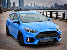 high performance ford focus ford focus rs 2016 pictures information specs