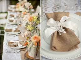 burlap wedding decorations outstanding wedding ideas using burlap wedding reception
