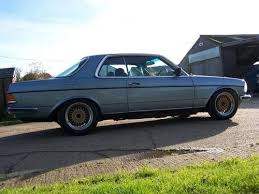mercedes w123 coupe for sale for sale mercedes w123 230ce pillarless coupe 1984