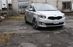 two takes 2014 kia rondo ex luxury driving