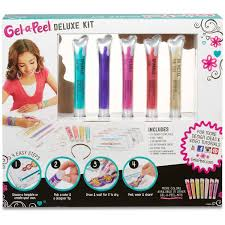 gel a peel deluxe craft kit 5pk walmart com