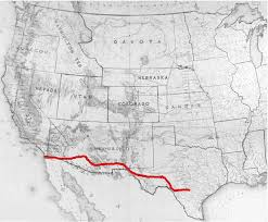 overland mail to california in the 1850s who we are usps