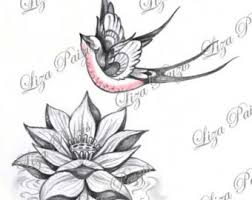 original tattoo designs from liza paizis by tattoomagic on etsy