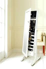 Jewelry Storage Cabinet Dressers Jewelry Wall Organizer Cabinet Totalmakeupaddict Makeup