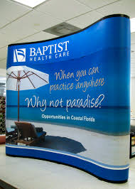 display for baptist health care from pensacola sign in pensacola