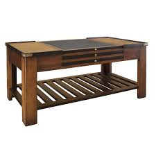 baker furniture game table table w drawers by thos baker