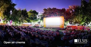 Botanic Gardens Open Air Cinema Botanical Gardens Cinema Dunneiv Org