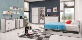 jugendzimmer weiß komplett jugendzimmer kinderzimmer 4teen set b weiß grau 7 tlg komplett