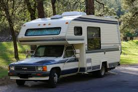 toyota sunrader floor plans toyota sun land express for sale class c rv classified north america