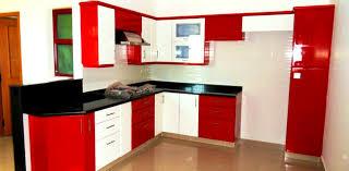 apartments modular kitchen colour combination outstanding