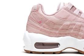 light pink nike air max nike air max 95 premium baby pink 64 50