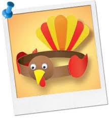 turkey headband k thanksgiving headband crafts