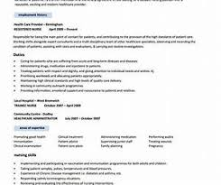 rn resume templates rn resume template free sle nursing rn and exle template