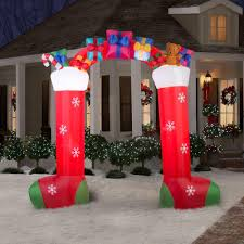 Inflatable Halloween Archway Shop Christmas Inflatables Shop Gemmy Airblown Inflatables