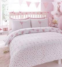 ballerina ballet dancer bed set featuring dancing ballerinas and