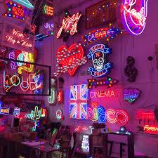 neon lights addiction u2014 stella the stars