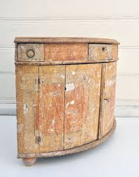 antique 18th century corner cabinet buffet mecox gardens
