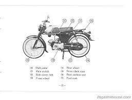 1966 yamaha yg1k motorcycle owners manual