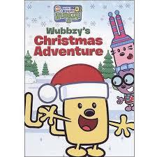 wow wow wubbzy christmas adventure frame walmart