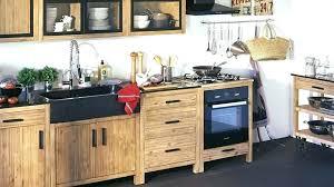 meuble de cuisine style industriel meuble de cuisine industriel idée de modèle de cuisine