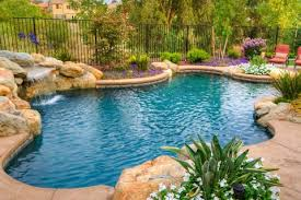 Cost Of Small Pool In Backyard Pool Builders Custom Swimming Pools Pool Construction