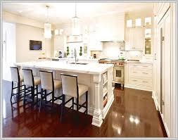 Kitchen Island Bar Height Elegant White Wooden Kitchen Stools Bar Height In Island Stool