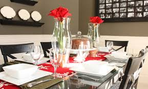 dining room elegant centerpiece ideas for long dining room table