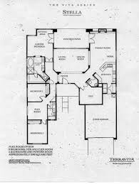 House Plans 2500 Square Feet by Terravita Real Estate Floor Plans