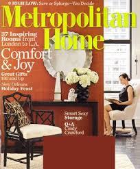 home interior magazines metropolitan home