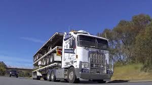 kenworth truck models australia australian trucks cabover kenworths on the hume highway youtube