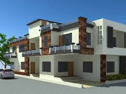 double storey house plans modern home designs as two story design
