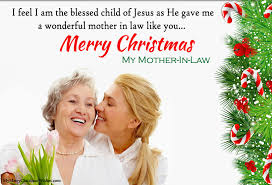 christmas wishes for in law father mother brother sister son