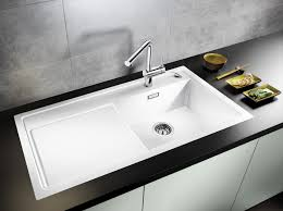 kitchen adorable kitchen sink materials blanco brand sinks
