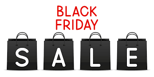 our black friday cyber week deals start today whoo hoo