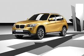 bmw x1 insurance cost what the bmw concept x1 the first sports activity vehicle in the