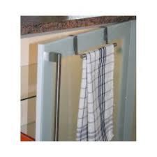 crochet cuisine inox porte serviette à suspendre inox porte torchon autoportant