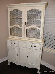 46 best painted china hutch images on pinterest painted