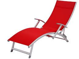 chaise longue hesperide transat en texaline ibiza avec accoudoirs hespéride transat