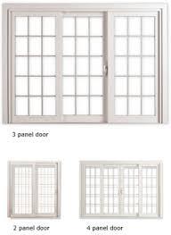 paradigm windows sliding door