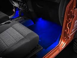 Jeep Led Lights Axial Wrangler 15 In Led Strips Blue J102453 87 17 Wrangler Yj