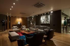 interior track lighting living room images modern track lighting