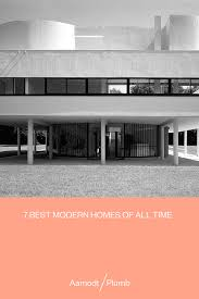 villa savoye floor plan 7 best modern homes of all time an architect u0027s reference guide