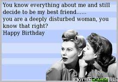 Happy Birthday Best Friend Meme - funny birthday wishes google search birthday quotes pinterest