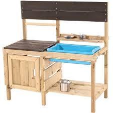 cuisine d enfants cuisine d été en bois pour enfants muddy maker achat prix fnac