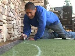 Building A Backyard Putting Green How To Install A Putting Green From Pacific Outdoor Living Youtube