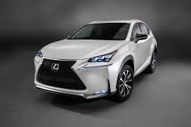 lexus mid size suv the 2015 lexus nx compact the crossover of luxury and