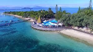 holiday paradise at l u0027escapade island resort new cal l